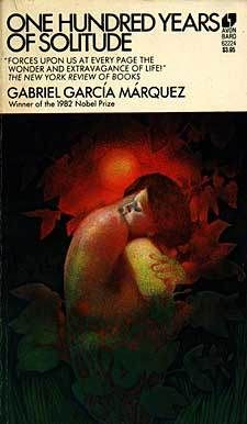 A One hundred years of solitude by Gabriel Garcia Marquez (Silken Laumann's fav)
