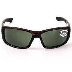 c494ebdc786ca Costa Del Mar CZ 10 OGGLP Cortez Sunglasses 580G Frame Gray Lens