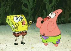 Spongebob Patrick GIF - Spongebob Patrick Magic - Discover & Share GIFs