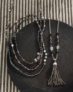Dominica Details Necklace Jewelry by Silpada Designs Silpada