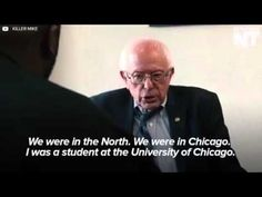 Now This Election Video: Bernie Sanders Arrested in 1963 - YouTube