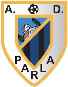 AGRUPACION DEPORTIVA PARLA    -- PARLA/MADRID  spain Ferrari Logo, Porsche Logo, Football Team, Soccer Teams, Club, Ads, Mustang, Symbols, Hs Sports