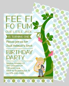 Dongeng singkat jack and the beanstalk dalam bahasa inggris find this pin and more on jacks 1st birthday by rachel helmick stopboris Images