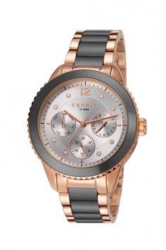Esprit Marine Remix Cool Grey dames horloge ES106712005 | JewelandWatch.com