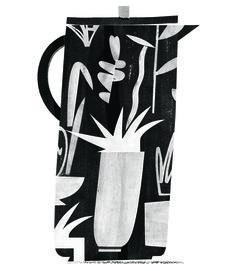 Jug illustration by Ellie Tzoni