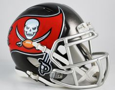 Revolution Speed Mini Helmet - Tampa Bay Buccaneers