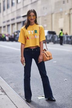 We're bringing you the latest street style look from New York fashion week, all in one place. Check out the inspiring outfits inside.