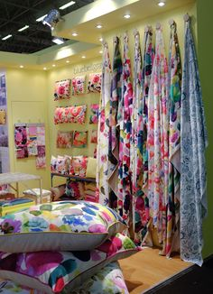 bluebellgray - Maison et Objet, 2014, Paris home interiors textiles trade show