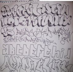 Sketch-Graffiti-Alphabet-1.jpg (700×695)