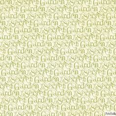 Graphic 45 Secret Garden Ideas | Secret Garden 6x6 Patterns & Solids Pad by Graphic 45 | FotoBella.com