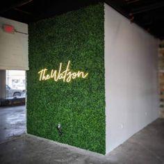 Gym Interior, Salon Interior Design, Cafe Design, Store Design, Hookah Lounge Decor, Chillout Zone, Light Green Walls, Diy Photo Backdrop, Store Signage