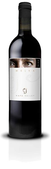"2011 Melka CJ Cabernet Sauvignon Napa Valley ""... a round, sumptuous wine with silky tannins with notes of black currant fruit, tobacco, mocha, and cedar that combine with a long and lingering finish.  This Cabernet is lush, delicious and loaded with character."""