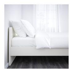 ASKVOLL Bedframe - 160x200 cm, Sultan Luröy - IKEA