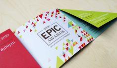 Brochure Design: 25 Tips to Create Marketing Materials That Sell – Design School Flugblatt Design, Flyer Design, Print Design, Design Ideas, Graphic Design Layouts, Graphic Design Inspiration, Layout Design, Material Design, Lettering