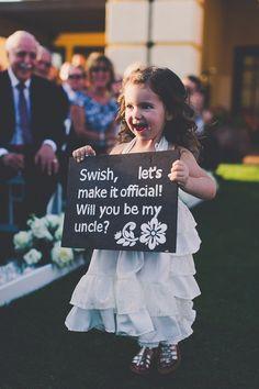 wedding idea, so cute; photo: Mike Olbinski Photography