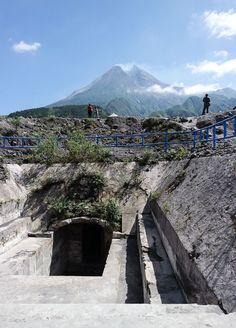 Wonderful Indonesia - On the Edge of A Volcano at Mount Merapi
