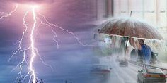 Έρχονται καταιγίδες: Επιδείνωση του καιρού από το βράδυ της Κυριακής