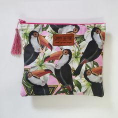 Lux Baggie - Toucan Coming Soon, Products, Gadget