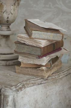 """Old books exert a strange fascination for me -- their smell, their feel, their history; wondering who might have owned them, how they lived, what they felt.""  ― Lauren Willig"