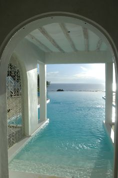 Pool at Msambweni House Diani Beach, Mombasa, Kenya