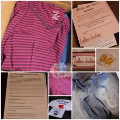 Bellies to Babies Monthly Maternity Club #Review | Closet of | Get FREE Samples by Mail | Free Stuff