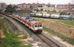 Automotor diésel 593 de Renfe, un tren de Fiat en España | Suite101