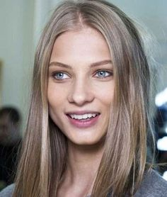 So hot! Smokey Blonde Hair ist DER neue Trend