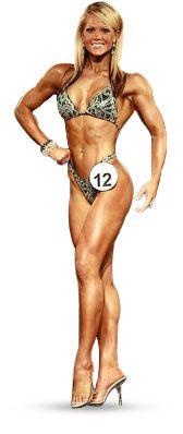 Bodybuilding.com - Kim Oddo: Figure And Bikini 101: Lesson One - Nutrition