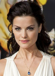 Jaimie Alexander, is it just me or would she be the perfect Wonder Woman?!  -sd