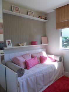Quarto Menina empreendimento Otto Clube Residencial #RS / Otto Clube Residencial Girls Room