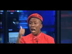 Julius Malema Goes Out of Control In an Interview | Must Watch (EFF) - YouTube