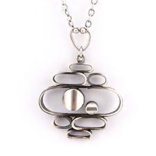 Ebay, Personalized Items, Chain, Diamond, Pendant, Finland, Antiquities, Necklaces, Silver