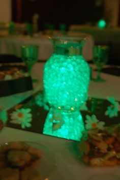1000 Images About Wedding Centerpiece Ideas With Led Battery Operated Tea Lights On Pinterest