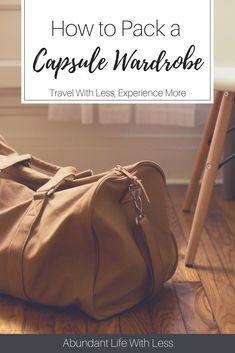 How to pack a capsule wardrobe | Travel Lightly | What is a capsule wardrobe | How to create a capsule wardrobe | Minimalist Travel | Clutter free wardrobe | Travel like a minimalist |