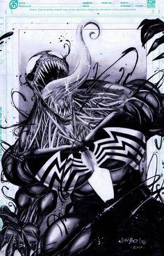 #Venom #Fan #Art. (We Are Venom) By: Jimbo02Salgado. (THE * 5 * STÅR * ÅWARD * OF * MAJOR ÅWESOMENESS!!!™)