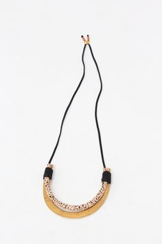 Highlow Necklace $160. At Beklina