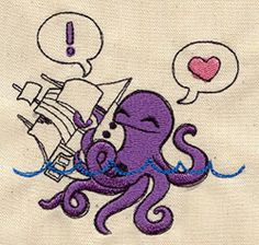 """Octopus Hugs 