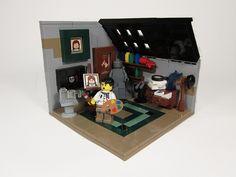 #LEGO Artist studio