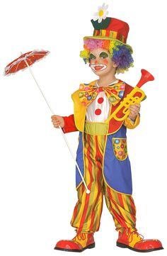 """Résultat de recherche d'images pour """"deguisement de clown enfant"""""""