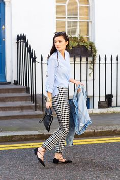 #OOTD: Keep Your Classics in Check Like Peony Lim