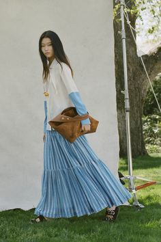 Tory Burch Resort 2019 New York Collection - Vogue