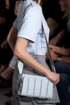 Max Mara Spring 2020 Fashion Show Details. All the fashion runway close-up details, shows, and handbags from the Max Mara Spring 2020 Fashion Show Details. Fashion Bags, Fashion Show, Womens Fashion, Fashion 2020, Milan Fashion, My Bags, Purses And Bags, Max Mara, Fashion Boutique