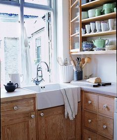So lovely. Still not 100% convinced on the white cupboards...