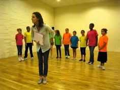▶ Tabs' Improv Performance - Warm Up Game - One Word Story - YouTube