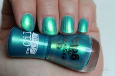 Zimtschnute | Beauty & Kosmetik Blog: [Nails] essence - 29 #paradise