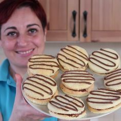 Biscotti, Good Food, Yummy Food, Baking And Pastry, Arabic Food, Food To Make, Bakery, Food And Drink, Cooking Recipes