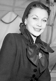 Vivien Leigh, 1951                                                                                                                                                      More