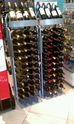 Wine rack,  nice look