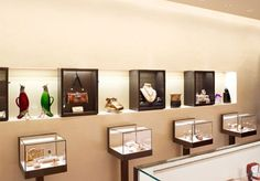 Murdock Solon Architects - FD New York - Custom Jewelry Casework