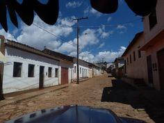 Mato Grosso, distrito de Rio de Contas, Bahia - Brasil